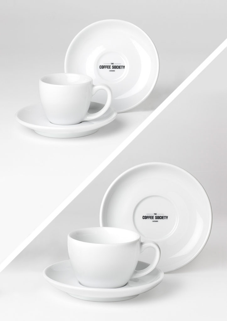 Tasses-et-sous-tasses The Coffee Society